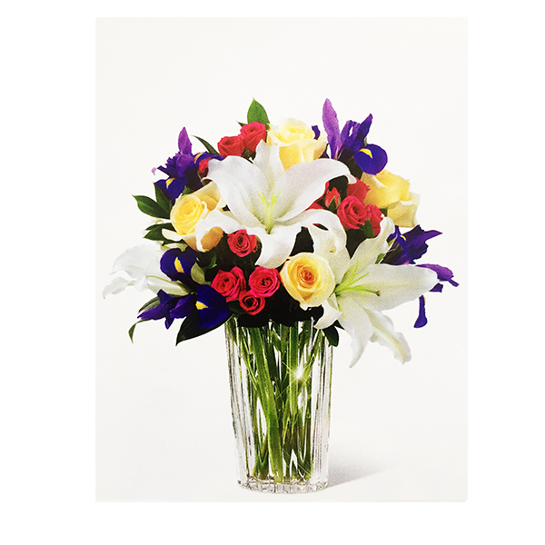 Dawn Light Bouquet - Flower Festival Las Vegas Delivery
