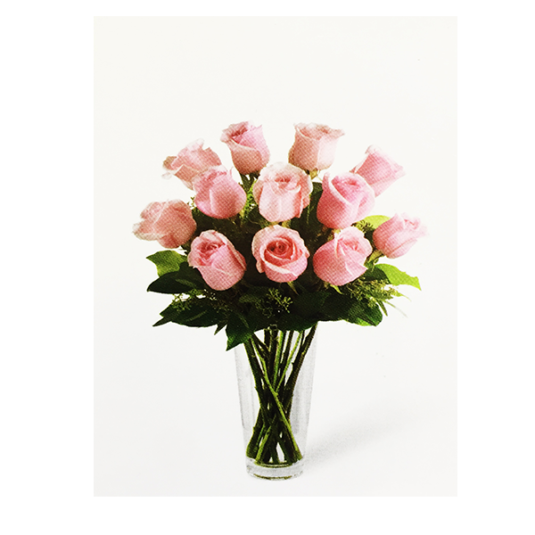 Pink rose bouquet flower festival las vegas delivery pink rose bouquet mightylinksfo