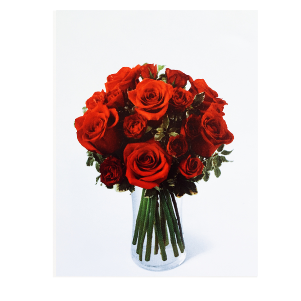 Red Rose Bouquet - Flower Festival Las Vegas Delivery